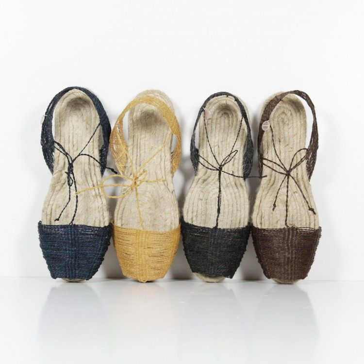 Espadrille traditionnel