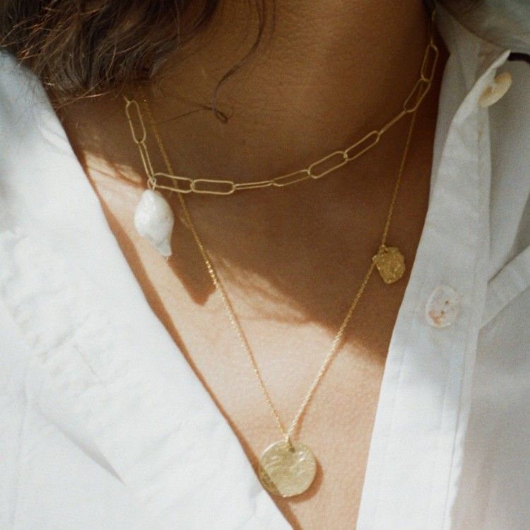 The Summer Night Layers Necklace