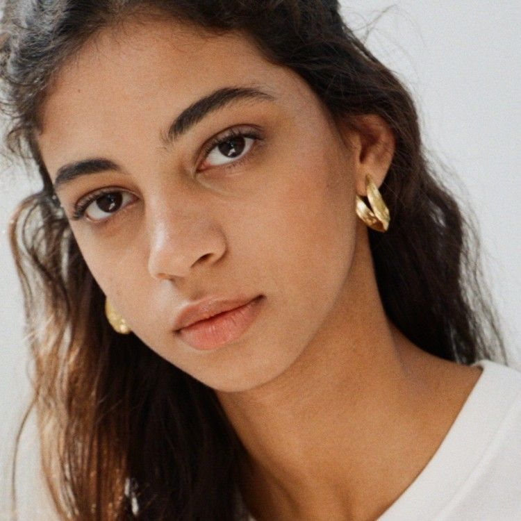The Surreal Hoop Earrings