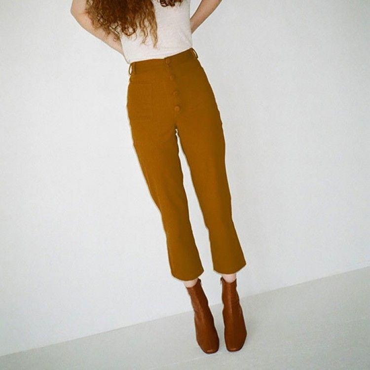 TAN ECLIPSE PANT