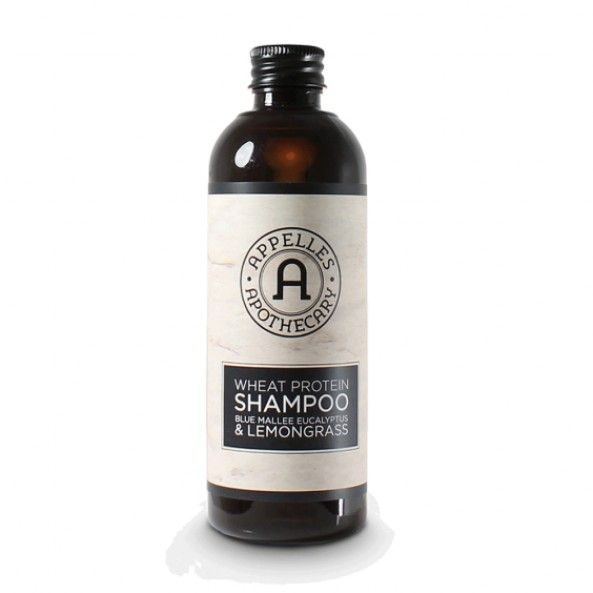 WHEAT PROTEIN SHAMPOO