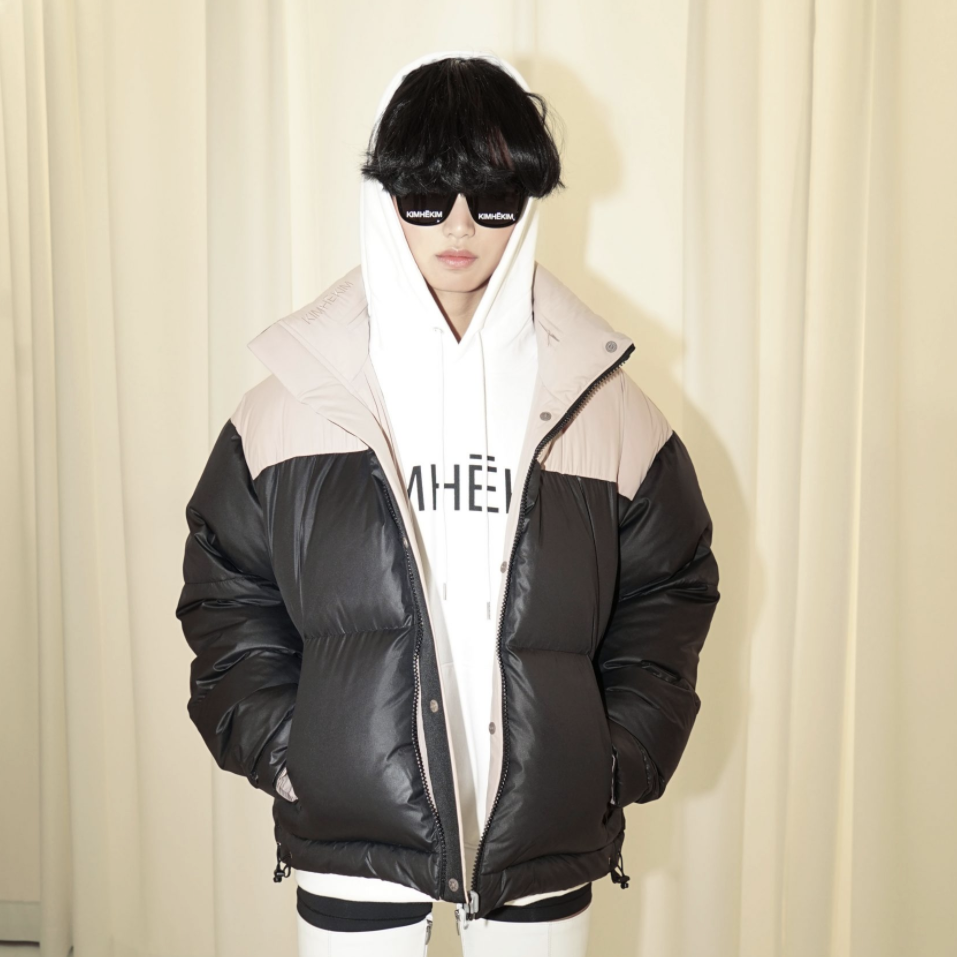 REVERSIBLE DOWN SHELL JACKET